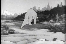 Archivo:Winsor McCay (1921) Gertie on Tour.webm
