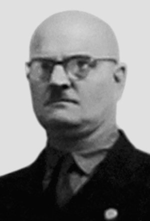 Bełżec extermination camp - Bełżec commandant Christian Wirth