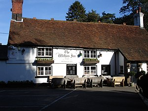 Compton, Guildford - The Withies Inn