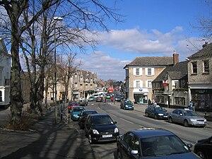 Witney - Image: Witney High Street