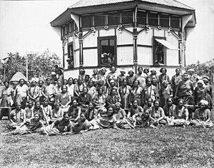Mau movement - Women of the Mau movement circa 1930