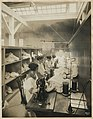 Women working at sewing machines, Supply Laundry Company, Seattle, 1917 (MOHAI 4666).jpg