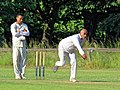 Woodford Green CC v. Hackney Marshes CC at Woodford, East London, England 119.jpg