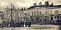 Woolwich, Beresford Square, west side, c 1868.jpg