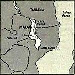 World Factbook (1982) Malawi.jpg