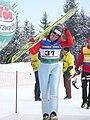 World Junior Ski Championship 2010 Hinterzarten Silje Sprakehaug 096.JPG