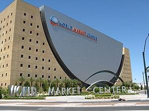World Market Center Las Vegas - World Market Center Las Vegas, Building A, in Las Vegas