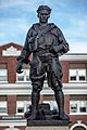 World War I Memorial, Taunton Street, East Providence 2012-2.jpg