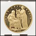 Wrangham Medal for Cambridge University MET DP100431.jpg