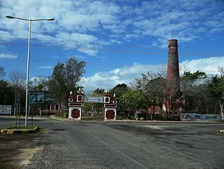 Site of the Yucatán State Fair in Yucatán, Mexico