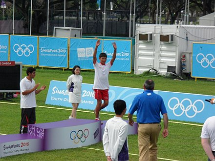 Argentina at the 2010 Summer Youth Olympics