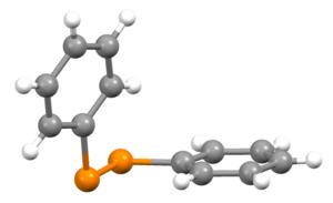Diphenyl disulfide - Image: YUXPEN01skew