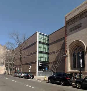 Yale University Art Gallery - Image: Yale University Art Gallery New Haven Connecticut 04 2014a