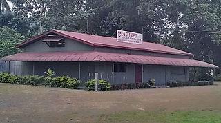 Village in Morobe Province, Papua New Guinea