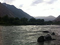 Yasin Valley river view late afternoon.JPG