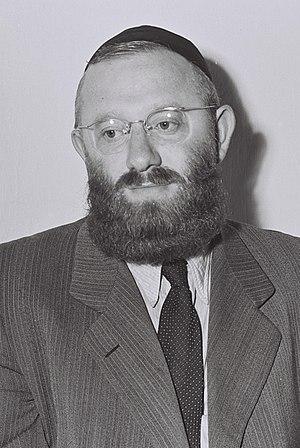 Yehuda Meir Abramowicz - Image: Yehuda Avramovitz