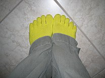Yellow-green toe socks.jpg