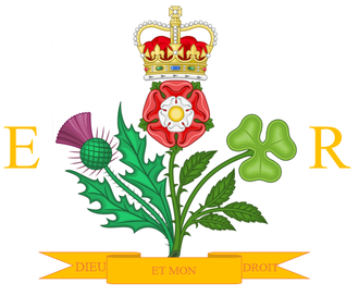 Yeomen Warders - Badge of the Yeomen Warders
