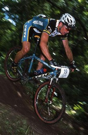 Yeti Cycles - Paul Rowney riding for Yeti in 2010