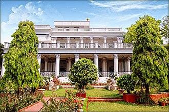 Yogoda Satsanga Society of India -  YSSI Headquarters, Dakshinewar, India