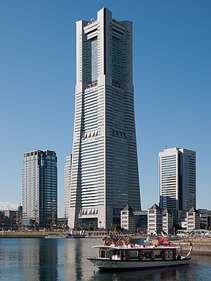 1993 in architecture - Yokohama Landmark Tower