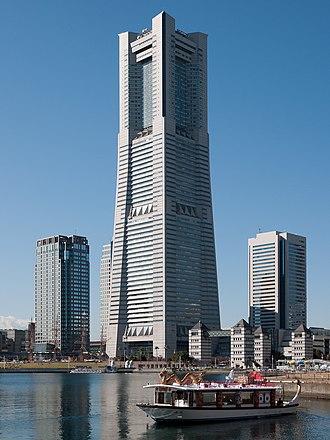 1993 in architecture - Yokohama Landmark Tower