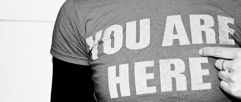 http://upload.wikimedia.org/wikipedia/commons/thumb/4/41/You_are_here_-_T-shirt.jpg/800px-You_are_here_-_T-shirt.jpg