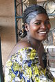 Young Woman at Streetside - Bobo-Dioulasso - Burkina Faso.jpg
