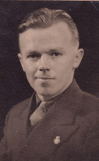 Dic Goodman - In his Navy days