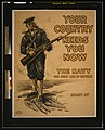 Your country needs you now - The Navy, our first line of defense LCCN2003652808.jpg