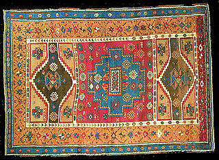 Yürük rug Tribal rug woven in Anatolia