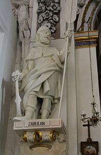 Zabuló, església de sant Joan del Mercat de València.JPG