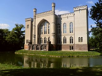 Greater Poland Voivodeship - Kórnik castle
