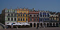 Zamość Kamienice ormiańskie w Rynku 2012 MZW 5588.jpg