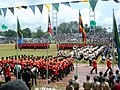 Zanzibar, 12 Jan. 2004, celebration of 40 years' Revolution.JPG