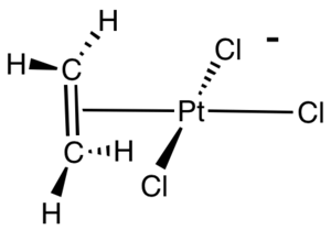 Transition metal alkene complex