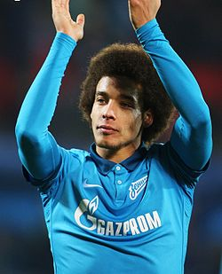 Axel Witsel (2014)