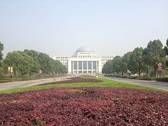 Zhejiang University of Technology - Zhejiang University of Tech library at Hangzhou