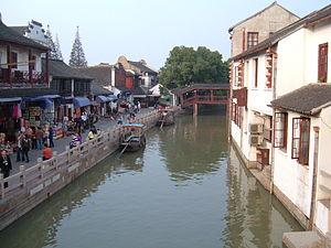 Qingpu District - Zhujiajiao Ancient Town