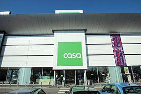 Casa enseigne wikip dia - La croix blanche magasin ...