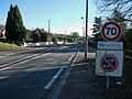 Zone stationnement unilatéral entrée Saint-Yorre 2015-01-10.JPG