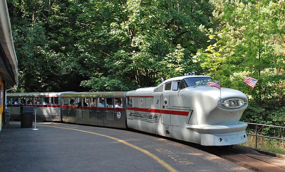 Washington Park and Zoo Railway - Wikipedia