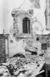 zuid muur schip venstertje boven zijaltaar - hoogkerk - 20115188 - rce