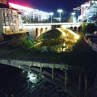 Zunyi - Old and New Bridges, Zunyi