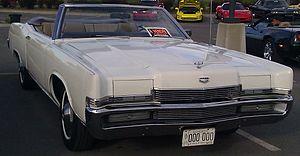 Mercury Marquis - 1969 Mercury Marquis convertible