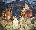 'My Children' by William Herbert Dunton, New Mexico Museum of Art.JPG