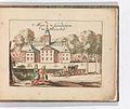 ' 't Huys te Goudesteyn tot Maerseveen' in- Tooneel Der Voornaamste Nederlands Huizen, En Lust Hoven, Naar T Leven Afgebeeld MET DP-1664-045.jpg