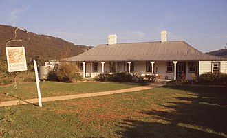 Hartley Vale, New South Wales - Collits Inn