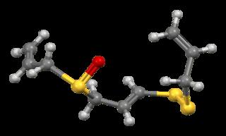 Ajoene Chemical compound