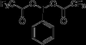 (Bis(trifluoroacetoxy)iodo)benzene